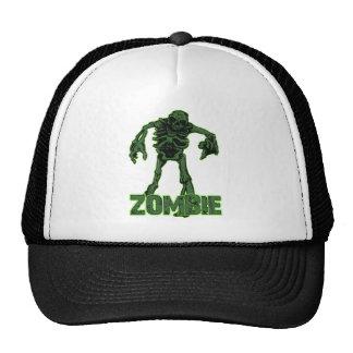 GreenZombie Trucker Hat