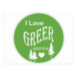 Greer Arizona Postal