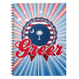 Greer SC Libreta