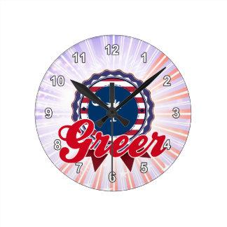 Greer SC Relojes