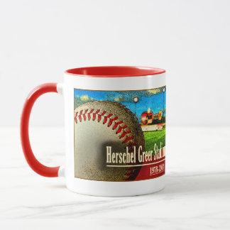 Greer Stadium coffee mug