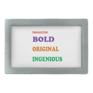 Greet Gift Friends: BOLD ORIGINAL INGENIOUS Humans Belt Buckles