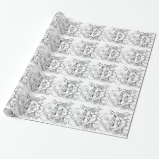 Greetin's Matey! Wrapping Paper