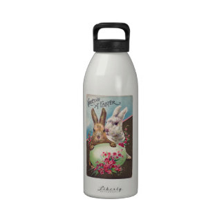 Greeting at Easter Drinking Bottle