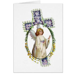 Greeting Card: Easter Morn