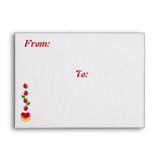 Greeting Card Envelope