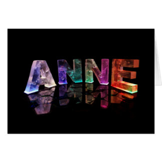 Greeting Card for Anne