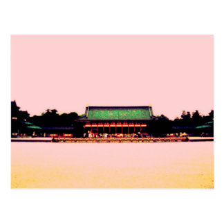 Greeting card from Kyoto
