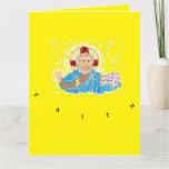 Greeting Card : Getwell / Faith