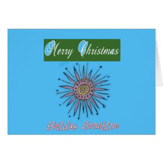 Greeting Card Horizontal Template