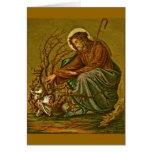 Greeting Card: Joshua 1:9 Greeting Card