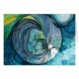 """Greeting Card: """"Makuahine--Mother"""""""