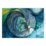 """Greeting Card: """"Makuahine--Mother"""" Greeting Card"""
