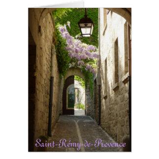 GREETING CARD Saint- Rémy-de-Provence