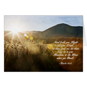 Send forth cards greeting photo cards zazzle greeting card send forth your light m4hsunfo