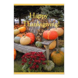 Greeting Card - Thanksgiving -