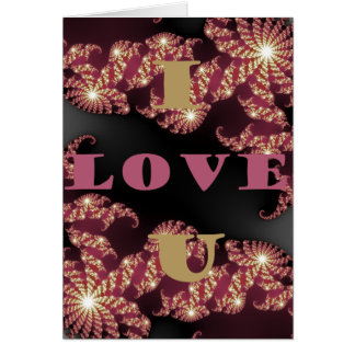 Greeting Card Vertical Template