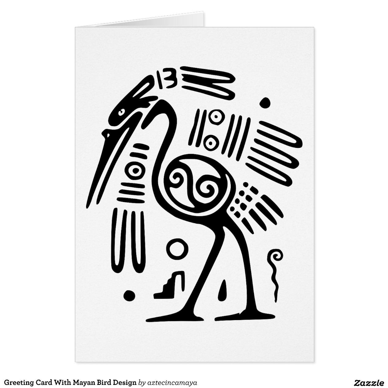 Mayan art designs