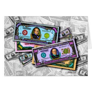 Greeting Cards - Big Bucks Pop Art