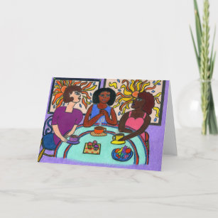 Interracial cards zazzle greeting cards interracial multicultural card m4hsunfo