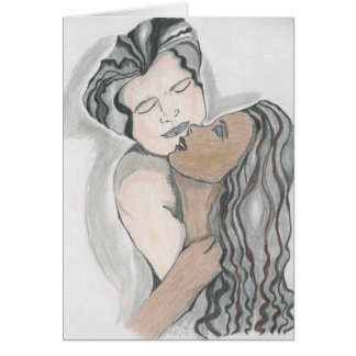 Greeting Cards, Interracial, Multicultural Card