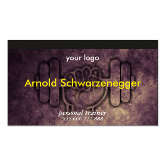 greeting cards with corporate logo and gym