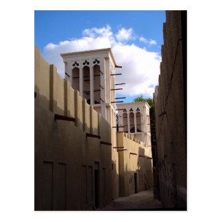 Greeting from Arabia Postcard