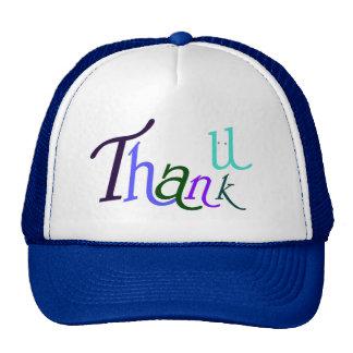 Greeting season hats
