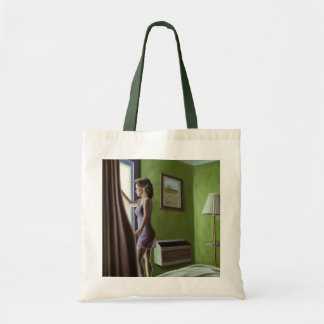 Greeting the Day 2006 Tote Bag