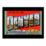Greeting You from Denver Colordao Post Cards