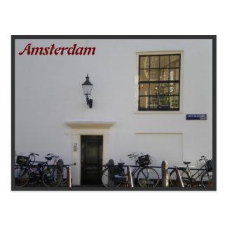 Greetingcard de Amsterdam Postales