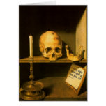 Greetingcard With Barthel Bruyn the Elder Painting Cards