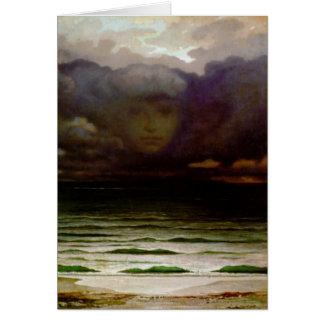 Greetingcard With Elihu Vedder Painting Card