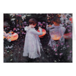 Greetingcard With John Singer Sargent Painting Greeting Card