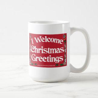 GreetingRectangle Coffee Mug