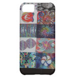 GREETINGS Art Collage iPhone 5C Case