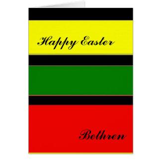 Greetings Bethren Cards
