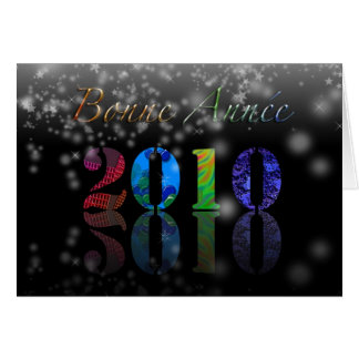 Greetings card 2010