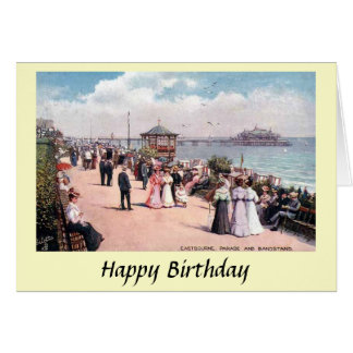 Greetings Card - Eastbourne, Sussex