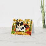 ❤️ Greetings card - Whimsical Tuscan Farm Animals