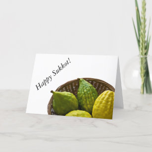 Sukkot cards zazzle greetings for sukkot card m4hsunfo