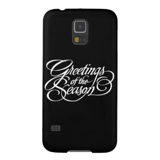 Greetings for the Season - White Galaxy S5 Cover