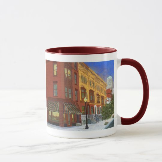 Greetings From Albany Mug