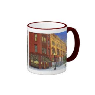 Greetings From Albany Coffee Mugs