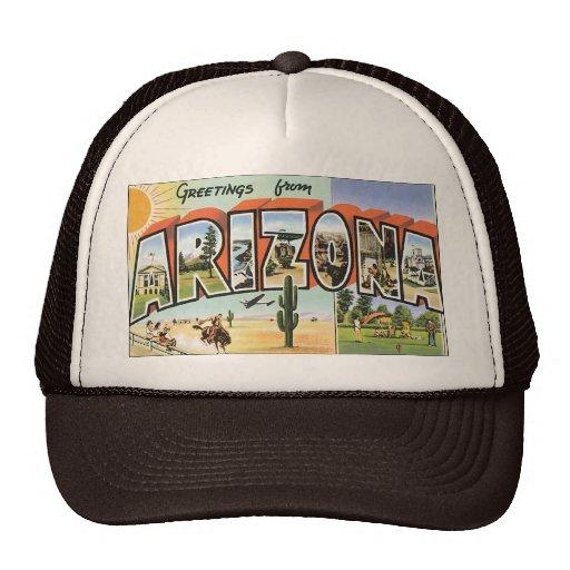 Greetings from Arizona Trucker Hat