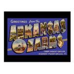 Greetings from Arkansas Ozarks Post Cards