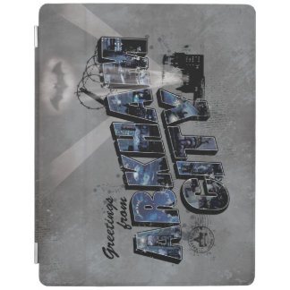Greetings from Arkham City 2 iPad Smart Cover