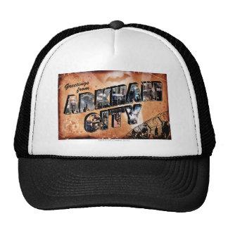 Greetings from Arkham City Trucker Hat