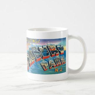 Greetings from Asbury Park NJ Mug #1