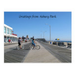 Greetings from Asbury Park, NJ Postcards